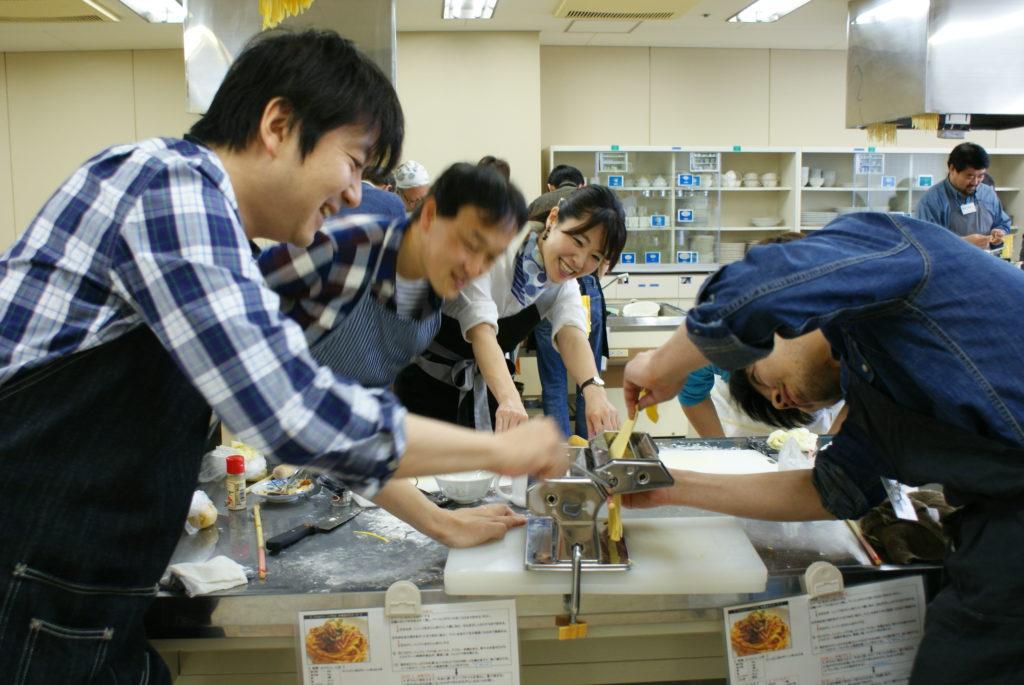 男子料理教室メンズキッチン