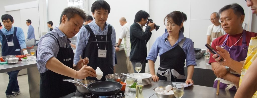 男性料理イベント メンズキッチン