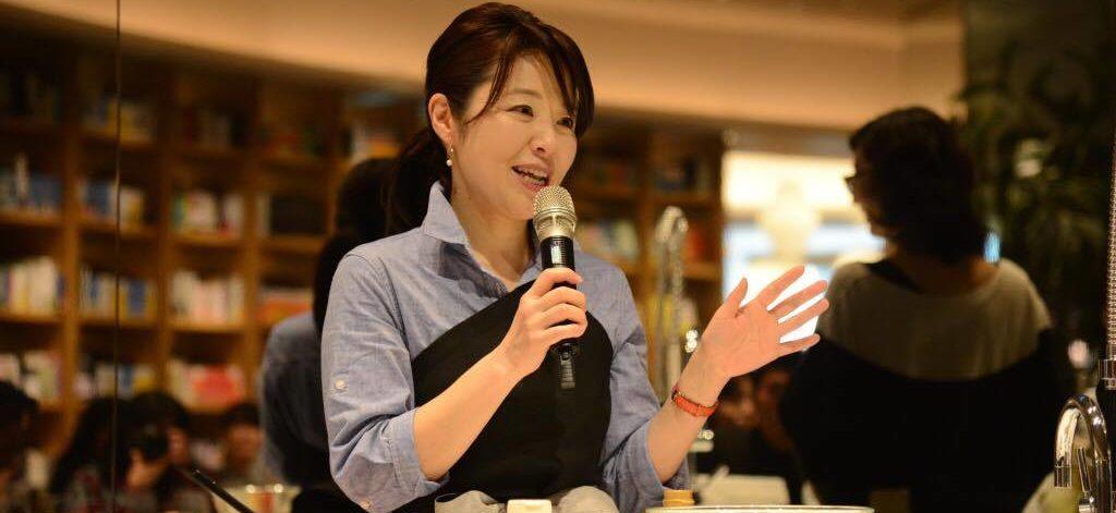 料理企業研修 講師 福本陽子