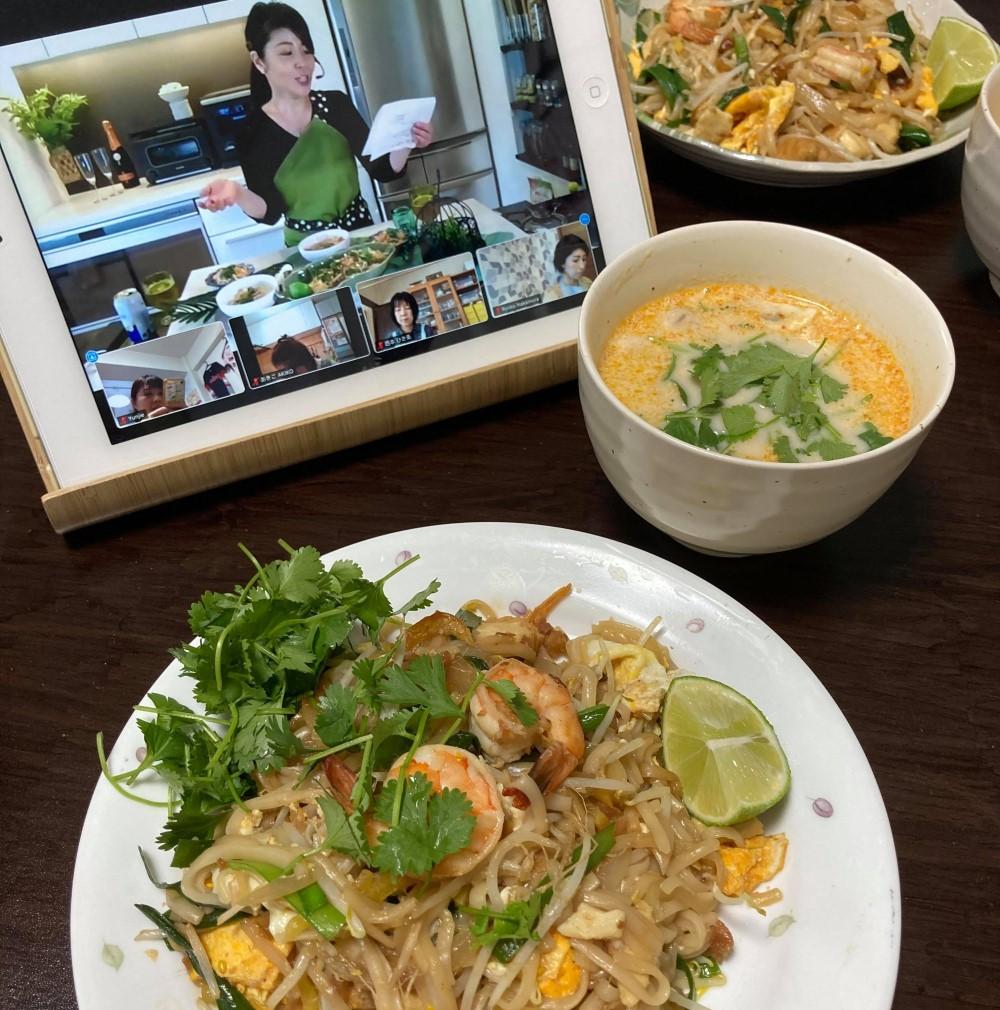 オンライン料理教室 メンズキッチン 福本陽子