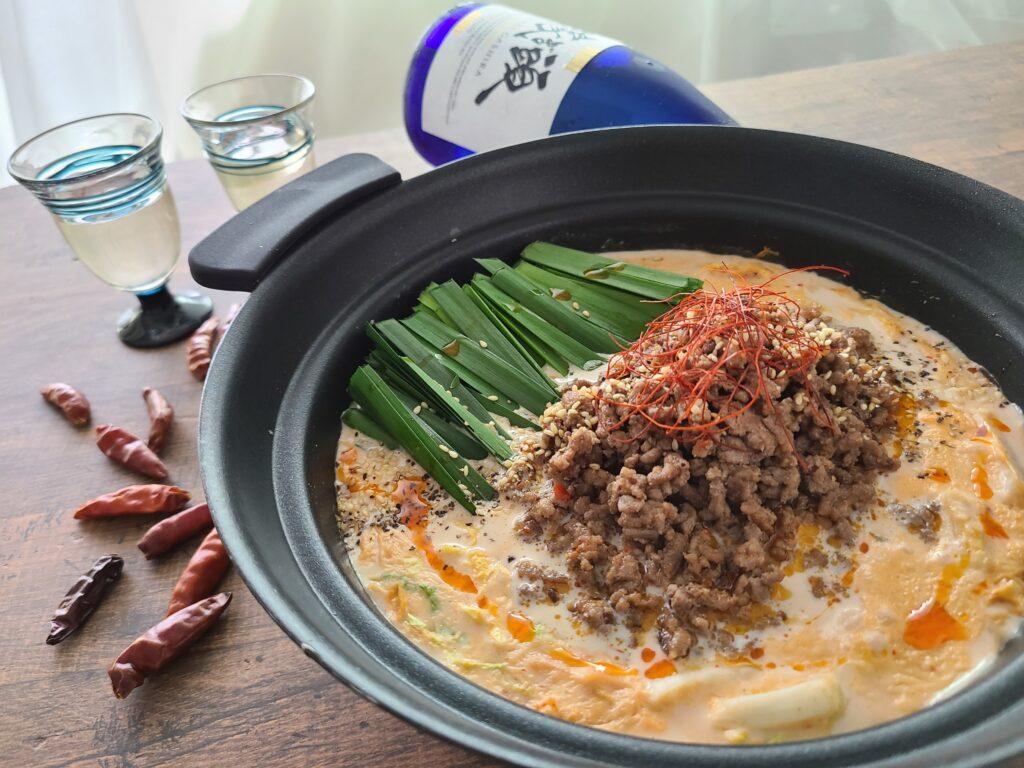 レシピ開発 今年の話題の鍋 福本陽子